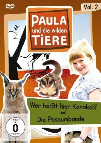 Paula und die wilden Tiere - Vol. 2