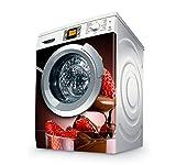 setecientosgramos Vinilo Lavadora | Stickers Washing Machine| Pegatina Lavadora | Fresa&Chocolate