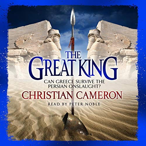 The Great King audiobook cover art