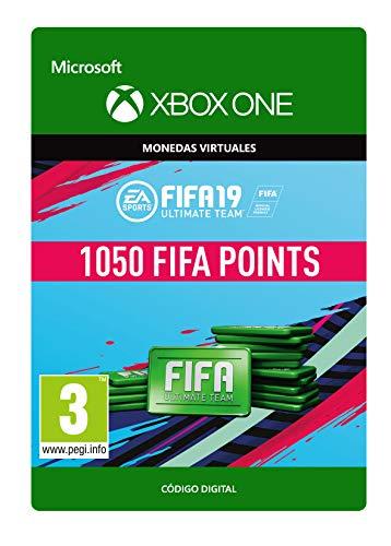 FIFA 19: Ultimate Team Fifa Points 1050 | Xbox One - Código de descarga