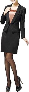 レディーススカートスーツ 事務服 通勤2点セットスーツ OL オフィス 就活 ビジネス