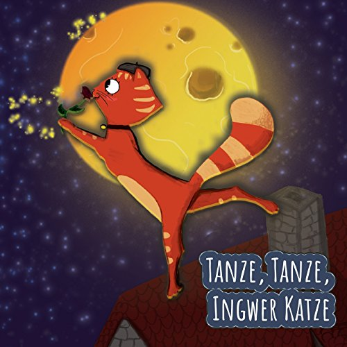 Tanze, Tanze, Ingwer Katze