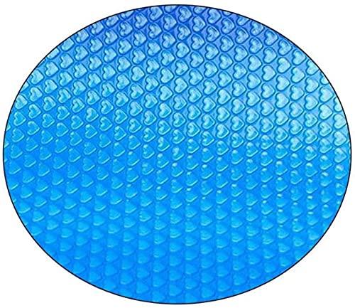 Plano De La Cubierta Solar Piscina Redonda De La Placa Solar De La Cubierta Solar Plano De La Piscina De La Cubierta De La Piscina Del Plano De Calor Plano Plano De La Cubierta Solar,15ft(450X450 CM)