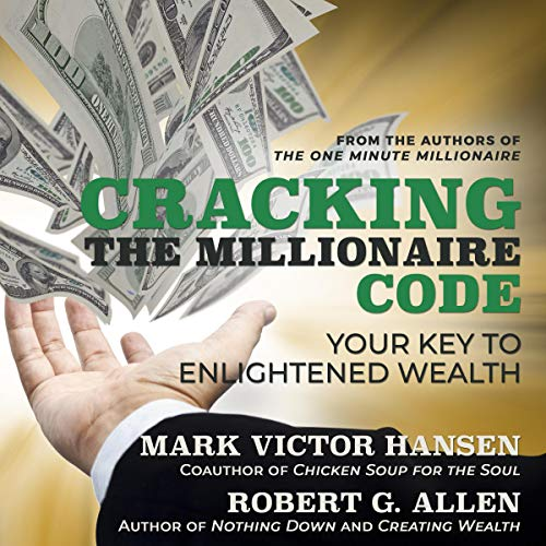 Cracking the Millionaire Code  By  cover art