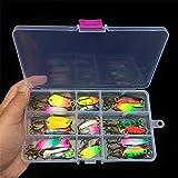 Zoom IMG-1 leamalls 31 pezzi pesca richiamo