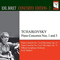 Idil Biret Concerto Edition 2: Piano Ctos Nos 1&3