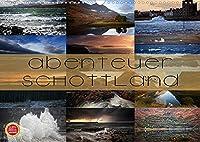 Abenteuer Schottland (Wandkalender 2022 DIN A3 quer): Abenteuer Schottland, ein Land das immer eine Reise wert ist! (Monatskalender, 14 Seiten )
