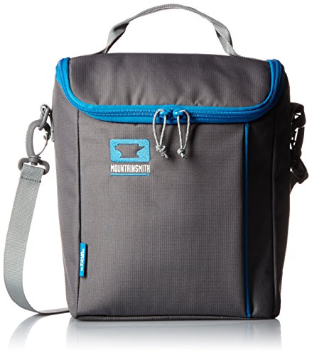 Mountainsmith The Sixer Soft Sided Coolers, Ice Grey