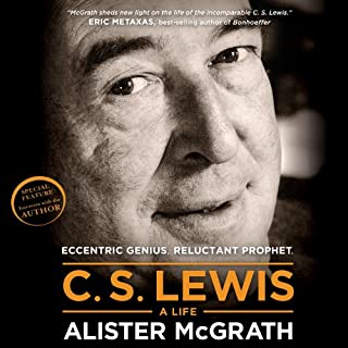C. S. Lewis - A Life cover art