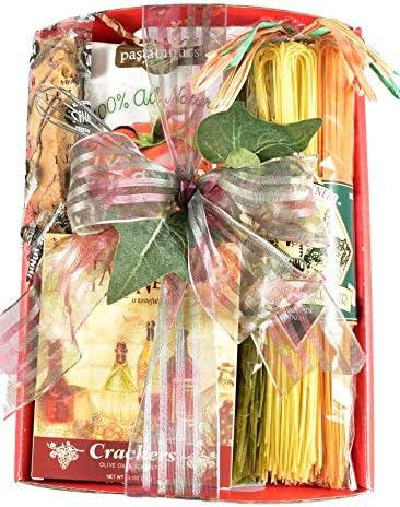 Gift Basket Village Italian Fare Gourmet Subscription Box with Italian Dinner Starter Angel product image
