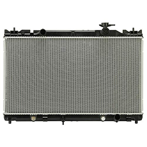 Klimoto Radiator With 5/8 Inch Core | fits 2002-2006 Toyota Camry