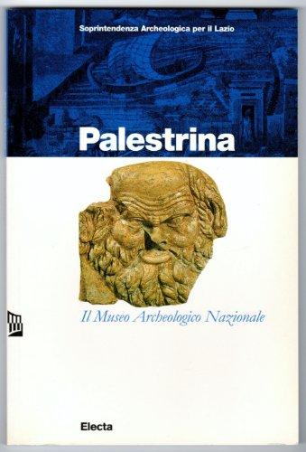 Palestrina: Il Museo Archeologico Nazionale [Italian Edition]