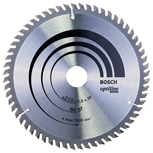 Bosch 2 608 641 190 - Hoja de sierra circular Optiline Wood...