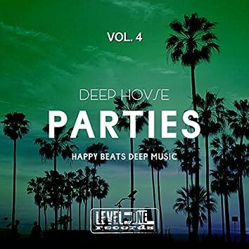 Deep House Parties, Vol. 4 (Happy Beats Deep Music)