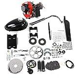 DAUERHAFT Kit de Motor de Gasolina más silencioso 49CC Kit de Motor de Gasolina modificación de Bicicleta motorizada