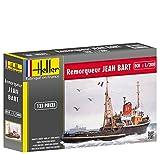 Heller 80602 - Set per modellino di rimorchiatore Jean Bart