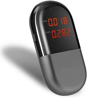 JUZEN Detector de Aire, encuesta de Interior de hogar con formaldehído, Instrumentos de Prueba