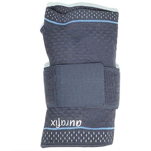 Aurafix - Handgelenkbandage aus Gewebe - Ohne Daumenfixierung