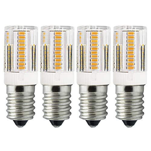 E14 LED 2W Ersetzt 25W Halogenlampen Nicht Dimmbar AC/DC 12V 3000K Warmweiß Für Home Dekorative Beleuchtung 4-Pack [MEHRWEG]