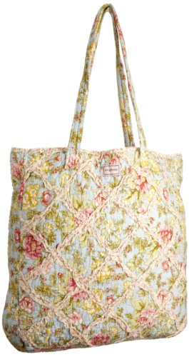 Ringarose Frills Bag Summer Bloom, Borsa shopper donna
