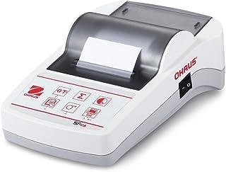 Ohaus 30064203 Compact Dot Matrix Impact Printer, White (1187K23EA)