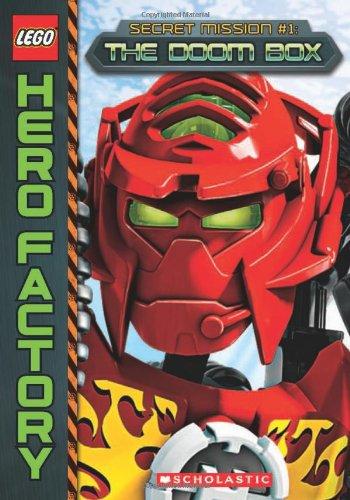 The Doom Box (Lego Hero Factory, Band 1)