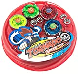 KRIDEZ Metal Fusion Beyblades for Kids Boys and Girls Baby Spinning Beyblade Toy Bey Blade with Mini...