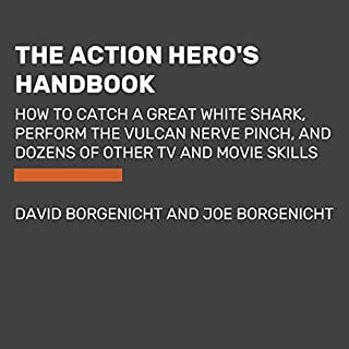 The Action Hero's Handbook Titelbild
