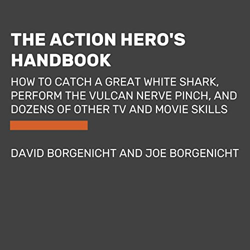 The Action Hero's Handbook audiobook cover art