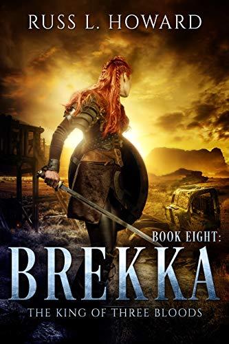 Brekka (The King of Three Bloods Book 8) (English Edition)