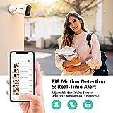 Zoom IMG-2 ultivon telecamera di sorveglianza wifi