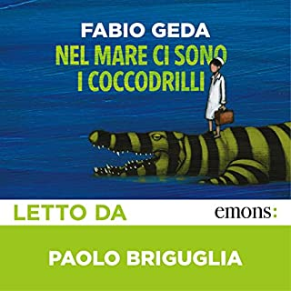 Nel mare ci sono i coccodrilli copertina