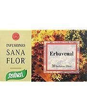 Santiveri Sanaflor Infusion Erbavenal 20 Bolsitas 400 g
