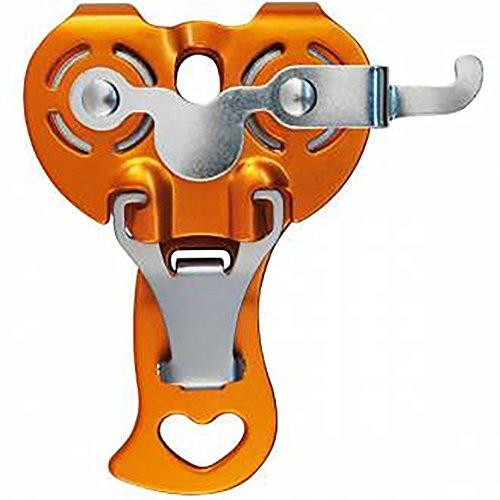 Desconocido Kong Zip Evo-polea-connecteur avec Levier de sécurité + Crochet Accessoires, Adultes Unisexe, Multicolore (Multicolore), Taille Unique