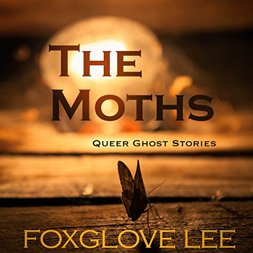 The Moths audiobook cover art