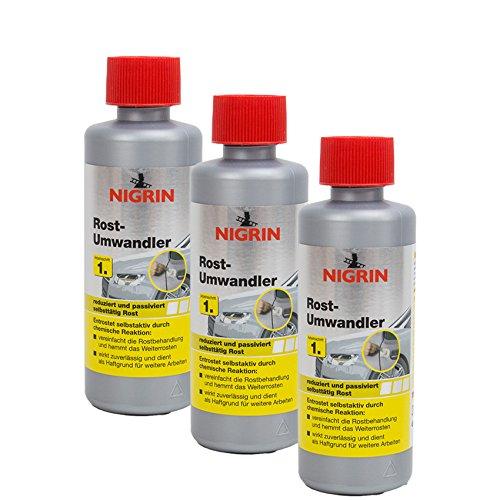 Nigrin 3X 74032 Rostumwandler 200 ml
