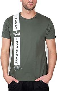 ALPHA INDUSTRIES Defense T Camiseta para Hombre