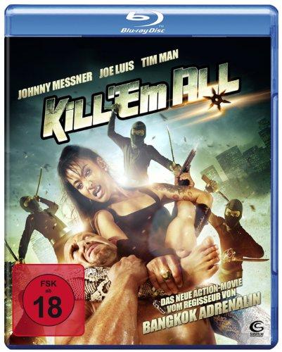 Kill 'em all (Uncut) [Blu-ray]