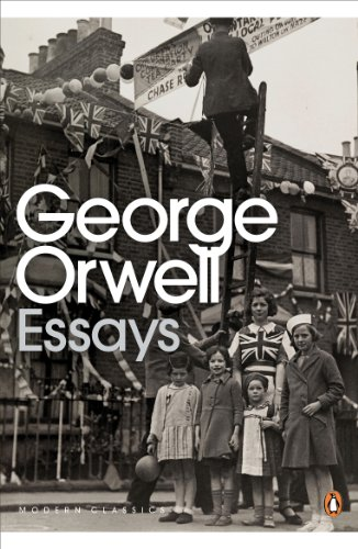 Essays Penguin Modern Classics Ebook Orwell George Bernard Crick Amazon Ca Kindle Store