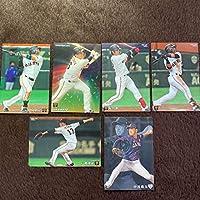プロ野球チップスカード2020 読売ジャイアンツ 6枚セット