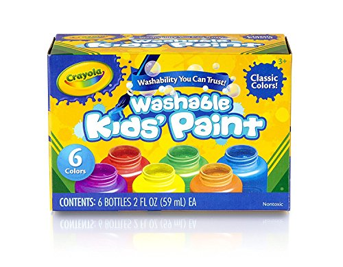 Kids' Finger Paint