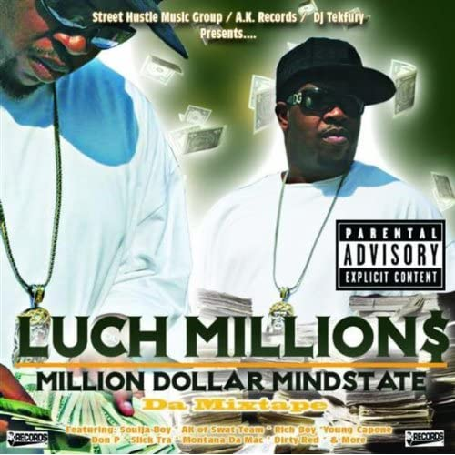 45b7d1be4bc3 Been Bout My Bread (ft Eastside Allstars)  Explicit  by Luch Million ...