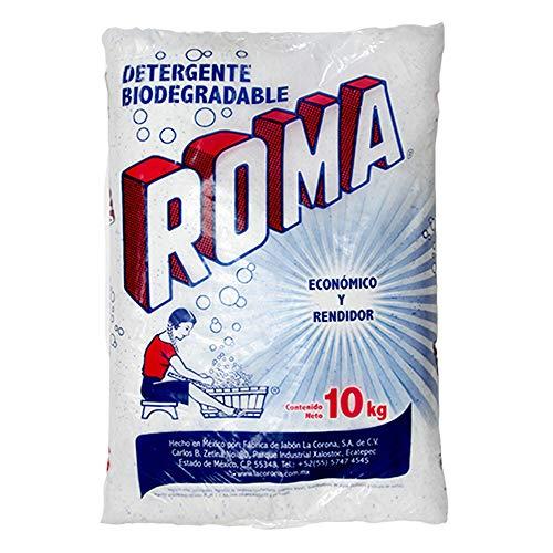 detergente en polvo carisma fabricante Roma