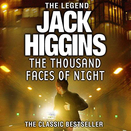 The Thousand Faces of Night cover art