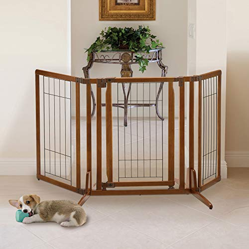 51zEsEXdG2L The Best Baby Gates for Dogs 2021 [In-depth Review]