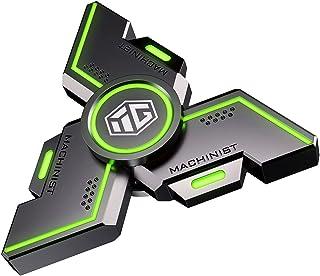 INNÔPLUS Fidget Spinners, Fidget Spinners for Kids, Fidget Toys, Fidgets for Kids,Metal Fidget Spinner with Luminous Light...