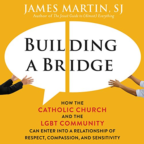 Building a Bridge audiobook cover art