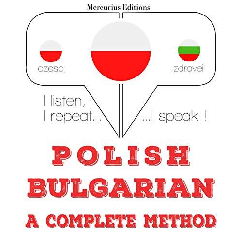 Polish - Bulgarian. A complete method copertina