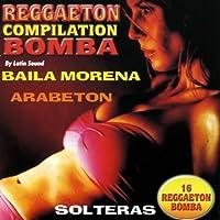 Latin sound - Reggaaeton compilation bombo (1 CD)