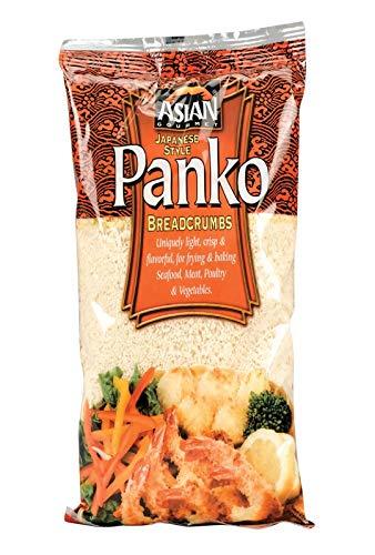 Asian Gourmet Bread Crumbs - Panko - Case of 12-7.05 Oz